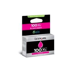 LEXMARK 100XL YELLOW INK