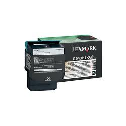 LEXMARK C540H1KG BLACK TONER