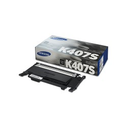 SAMSUNG CLT-K407S BLACK TONER